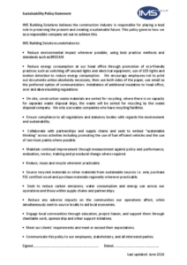 thumbnail of sustainability_policy_statement